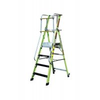Little Giant Hi-Viz Stadium Stepladder