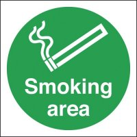 Smoking Control Signs