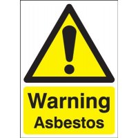 Warning Asbestos Signs