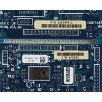 Labels for Pretreatment of Printed Circuit Boards for Brady BMP71