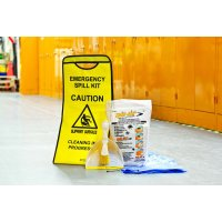 Spill Sign Caddy™
