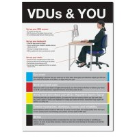 VDUs & You Safety Posters