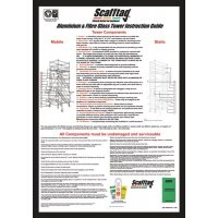 Scafftag® Towertag® Inspection Guide Poster