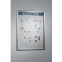 Photoluminescent Emergency Escape Route Plan Kits