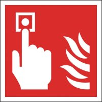 Fire Alarm Symbol Signs