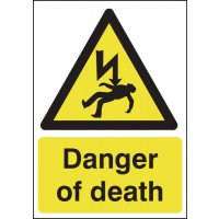 Danger Of Death Signs