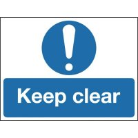 Keep Clear Signs