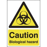 Caution Biological Hazard Signs