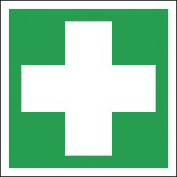 First Aid Symbol Signs