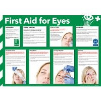 First Aid For Eyes Photographic Poster