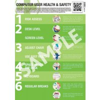 Computer User Guidance Poster