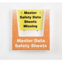 Master Safety Data Sheets Holder