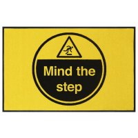 Mind The Step Highly Visible Mats