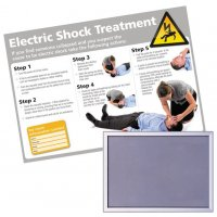 Snap Frame & Electrical Safety Poster Bundle Kits