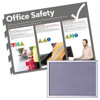 Snap Frame & Office Safety Poster Kit