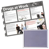 Snap Frame & Drugs At Work Poster Bundle