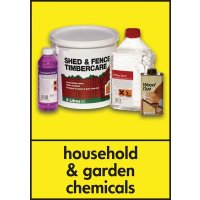 Household & Garden Chemicals WRAP Recycling Pictorial Signs