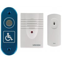 DDA Wireless Door Bell
