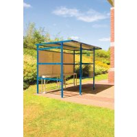 Traditional Smoking & E-Cigarette Shelters