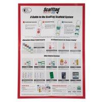 Scafftag® Scaffold System Guide Poster