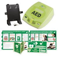 ZOLL AED Plus® Defibrillator & Signage AED Kits