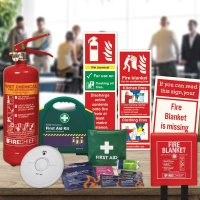 Kitchen Fire Safety Bundle