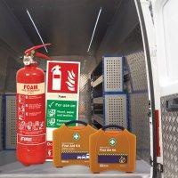 Vehicle Fire Safety Bundle Kits