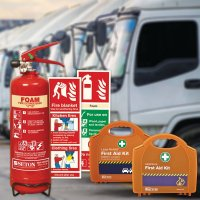 Vehicle Fire Safety Bundle Kits