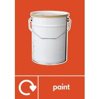 Paint - WRAP Photographic Recycling Signs