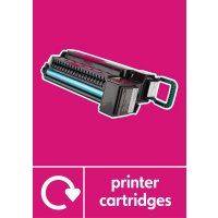 Printer Cartridges - WRAP Photographic Recycling Signs