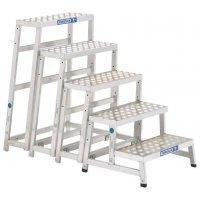 Combi-Platform Steps