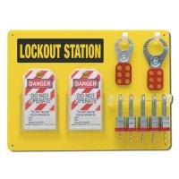 Brady Lockout Station
