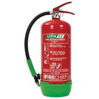 FireChief 6 Litre Lith-Ex Fire Extinguisher