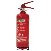 FireChief Lith-Ex Fire Extinguisher