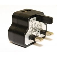 AC Mains Charger For Trio 550 LED Hand Lamp