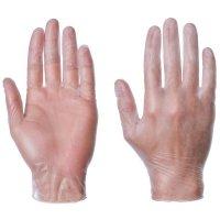Supertouch Powdered Vinyl Gloves