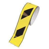 Jumbo Bollard Hazard Tape