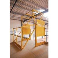 Mezzanine Floor Barrier