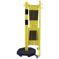 Mobile Trellis Barrier