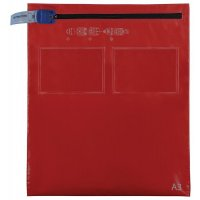 Flat Tamper Evident Security Bags