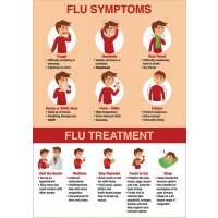 Flu Symptoms Sign