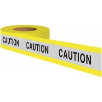 Reflective Barrier Hazard Tape