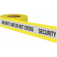 Reflective Barrier Hazard Tape