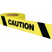 Caution Warning Tape
