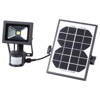 Nightsearcher Solar Powered LED Wall Light