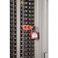 120V Snap-on Circuit Breaker Lockout Device