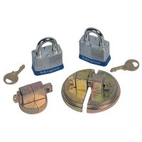 Drum Lock Set For Steel Drums