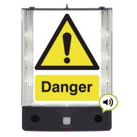 Seton Talking Safety Sign Alerter - Danger Sign