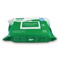 Clinell Wipes Pack of 100