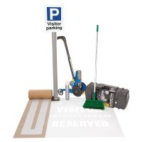 Visitor Parking Bay Full Kit